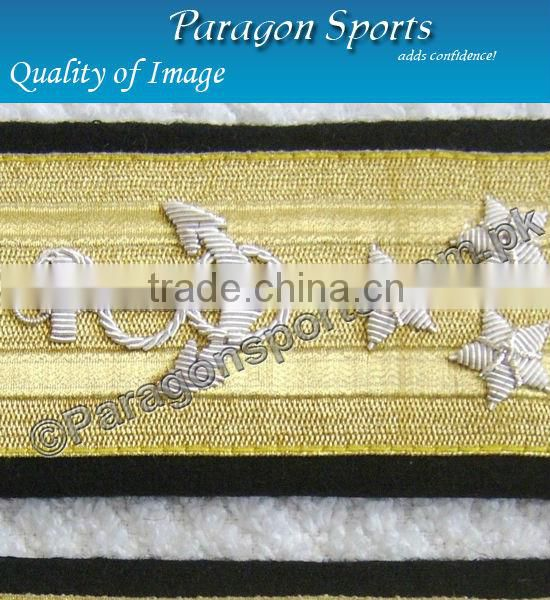 Pilot Epaulette Captain Epaulette Flight Officer Epaulette Three Silver Bar