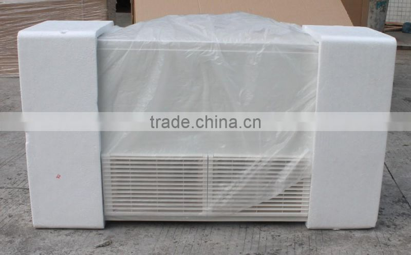 European type Vertical fan coil unit