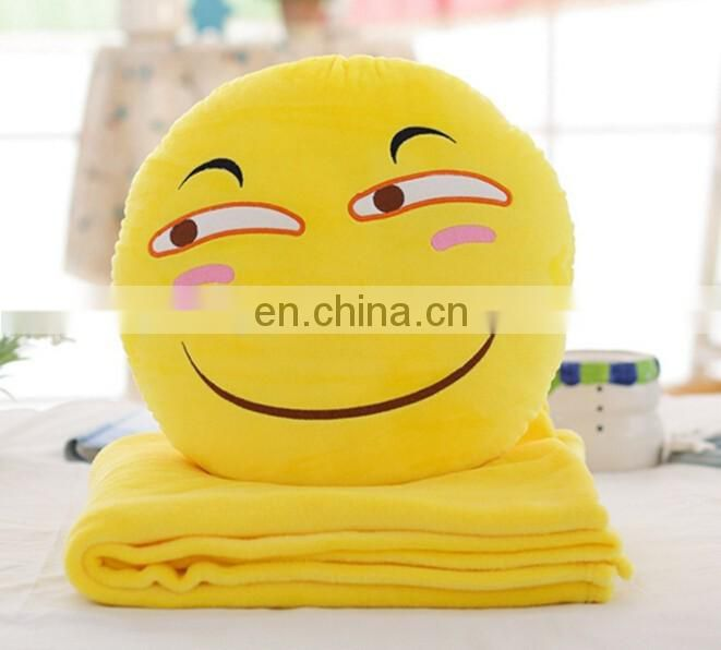plush emoji blanket/cheap plush emoji blanket/cheap wholesale emoji blankets