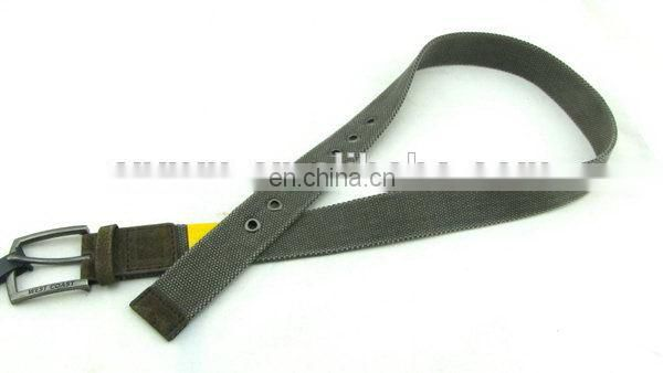 Fashion Canvas Belt For Men Canvas For Conveyor Belt