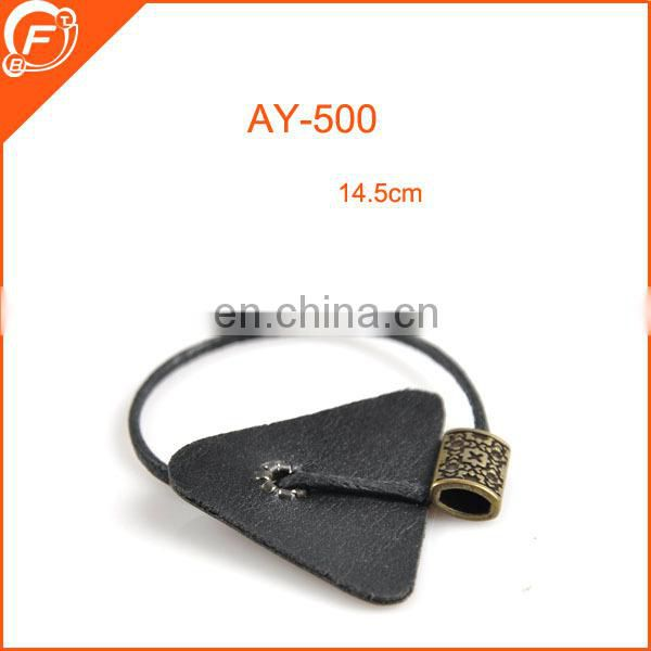 plastic pu leather garments buckle for clothing decoration