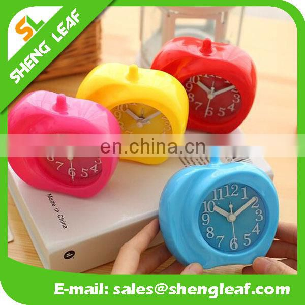 Creative lovely quiet small alarm clock The lazy student fashion and personality gift clock