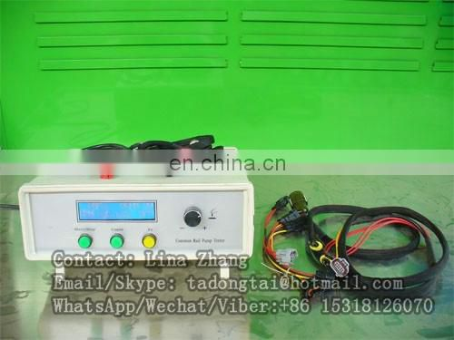 CRP680--electric pressure pump and injector tester