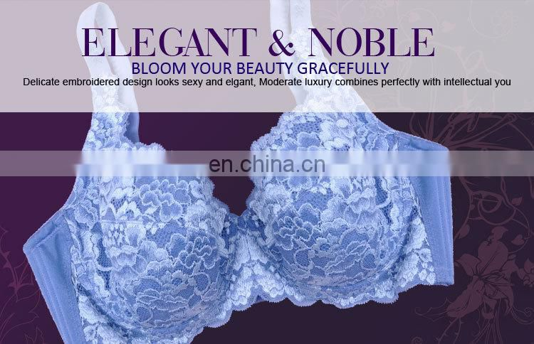 New Design Pretty Pattern Young Lady sexy girls innerwear bra
