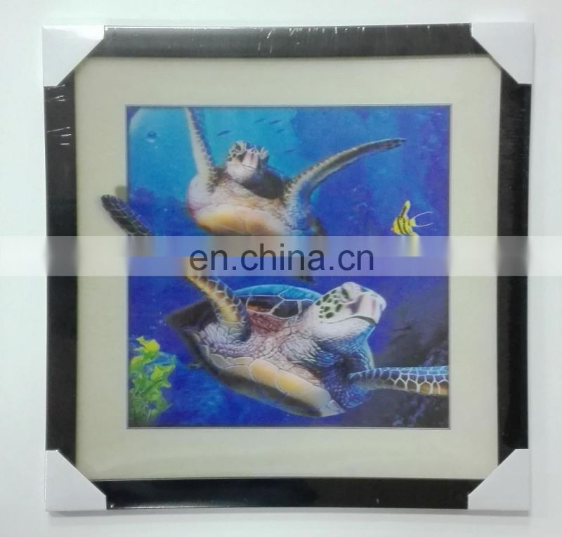 Fast delivery top sale lenticular 5D poster made in china