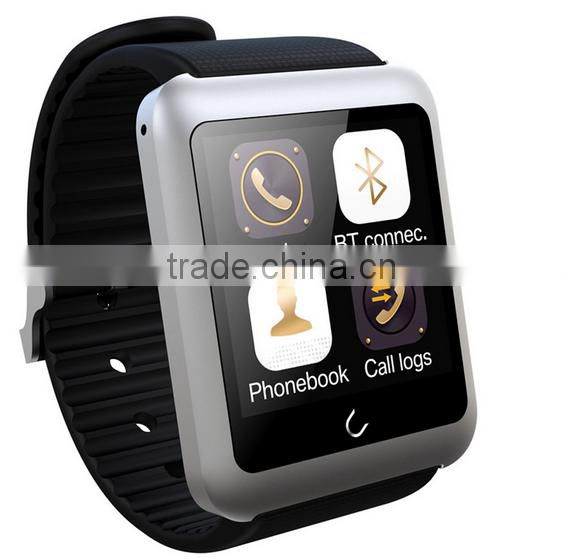 Bluetooth Smart U Watch U11 Wristwatch Separate Micro GSM SIM Card Slot For Andriod IOS iPhone Smartphone Men Women