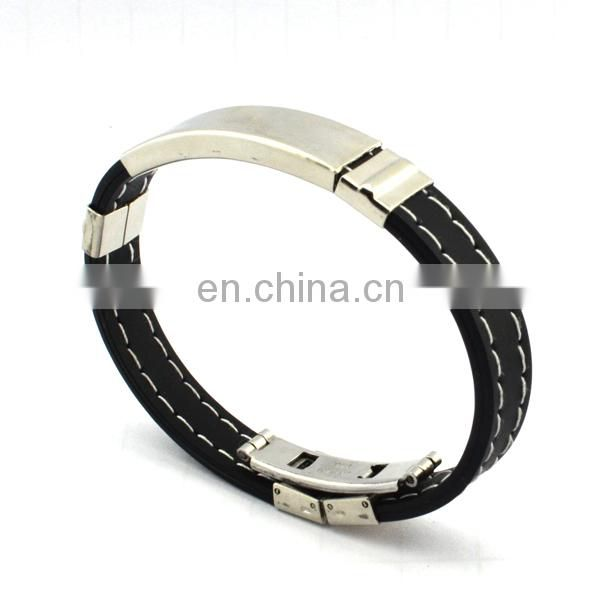 Artigifts promotion gifts hot sale lovely smart leather bracelet men