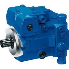 R902406297 Leather Machinery Rexroth Aha4vsotandem Piston Pump Diesel Engine Image