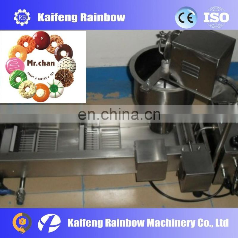 Best Selling gas/electric donut making machine/automatic mini donut making machine