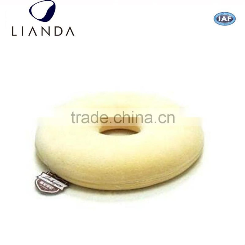 100% polyester donut seat cushion,donut seating cushion,cotton donut cushion
