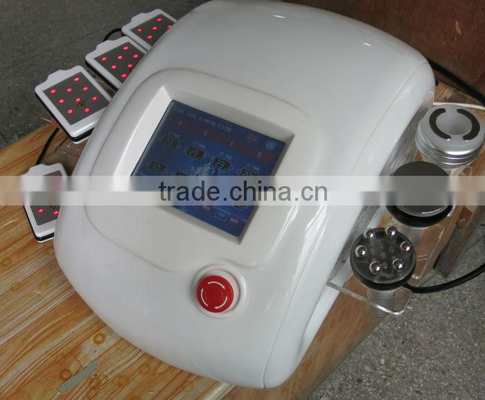 14 Handpieces Portable lllt laser weight loss machine