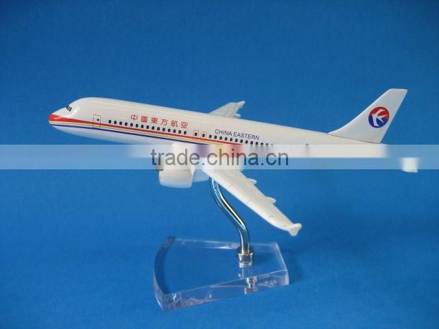 Metal A320 Batavia Air airplane model for gifts