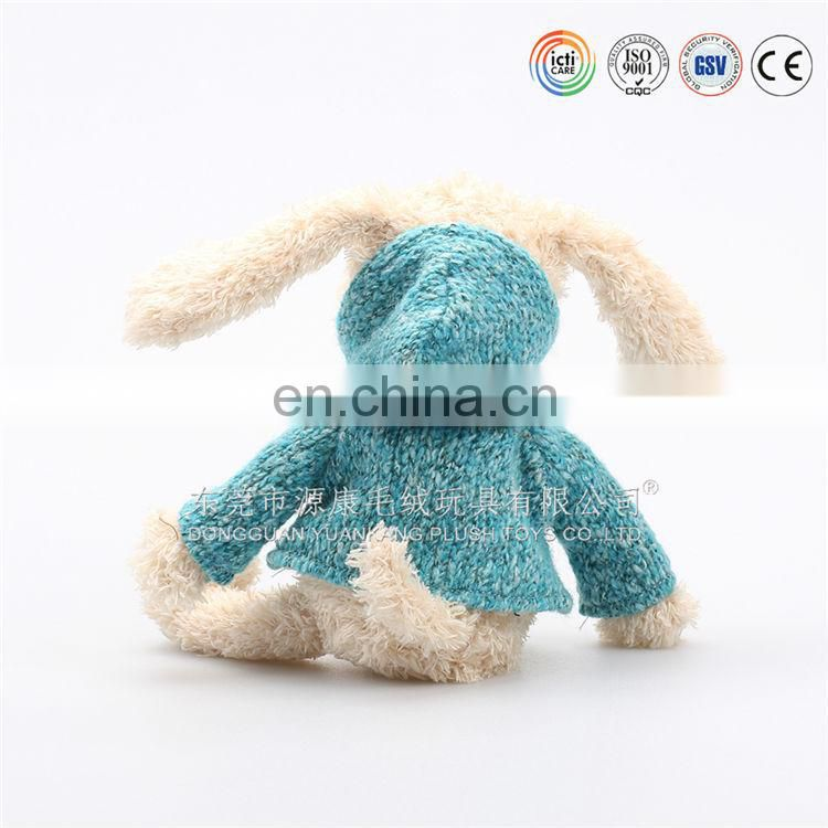 soft cuddly plush dog toy for gift