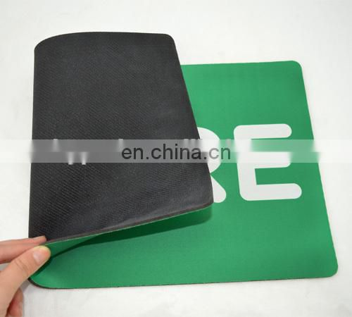 Promotion Custom Logo Printed Fabric Blank Sublimation Placemats
