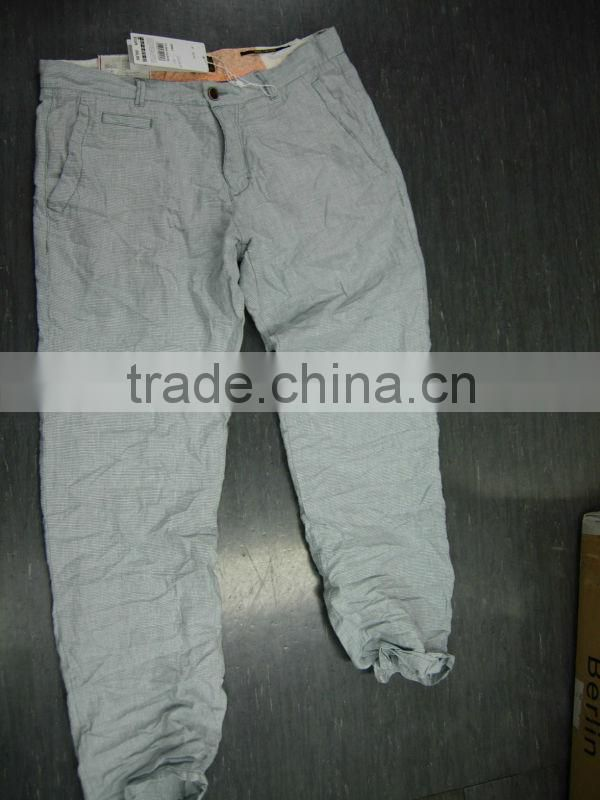 2015 trousers balloon fit jogger pants for men