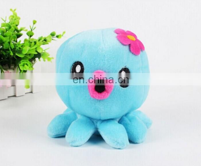 Pet toys items interesting stuffed octopus toys