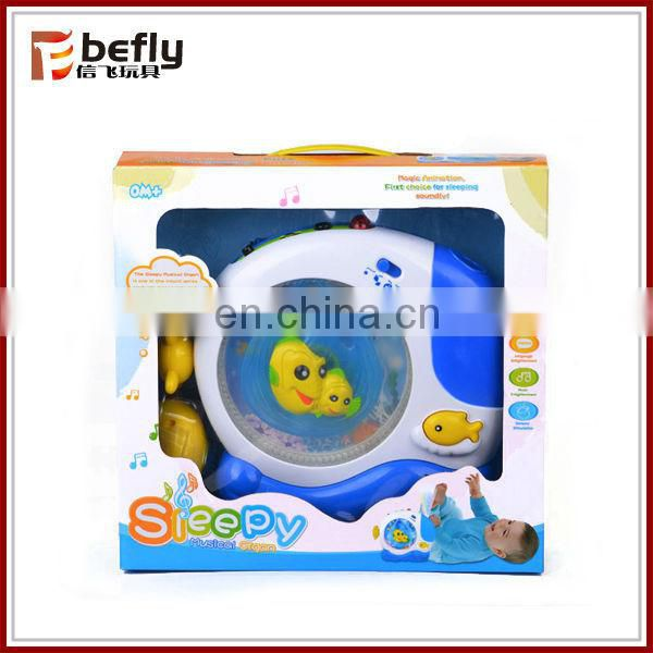 Electric baby sleep toys with music