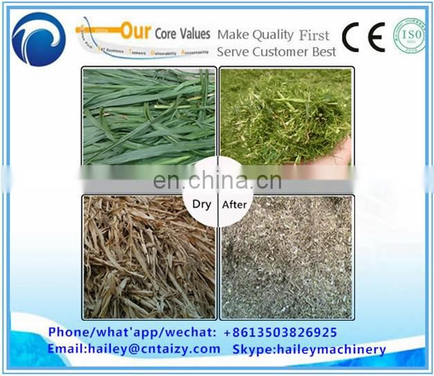 agriculture machine cheap plant/straw/tomato plant/alfalfa/feed grass