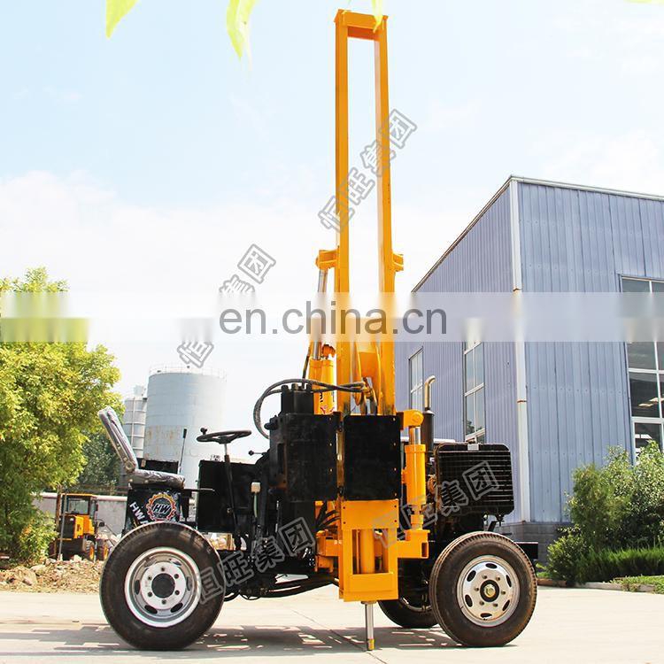 full hydraulic diesel highway pile driver