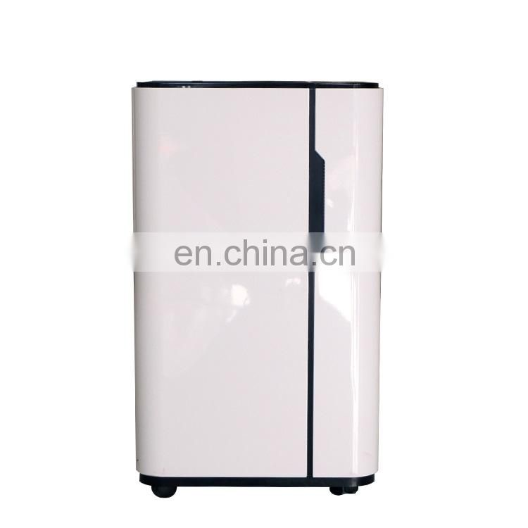 12L Air Purifier Dehumidifier with HEPA and Active Carbon