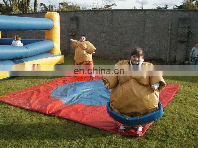 New designs inflatable sumo suits