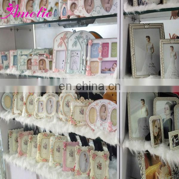 A7089 Pearl Bow Beautiful Imikimi Photo Frame/Free Photo Picture Frame