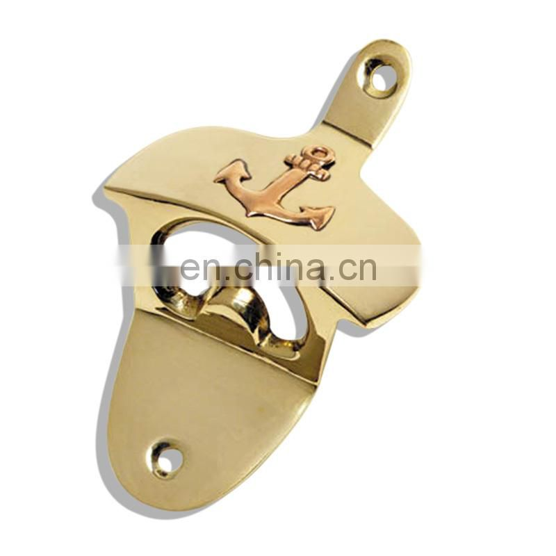 Wholesale high quality metal wall bottle opener