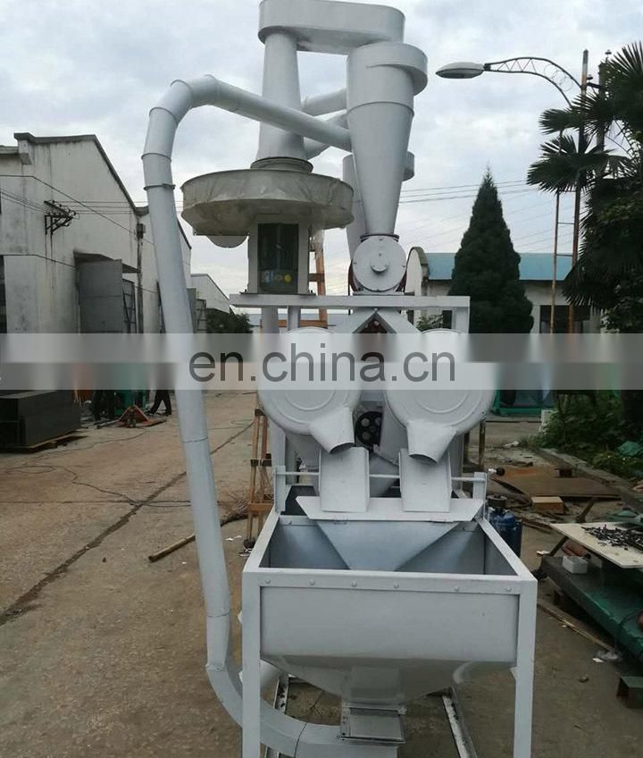 5~20ton/day bean milling machine/maize milling machines