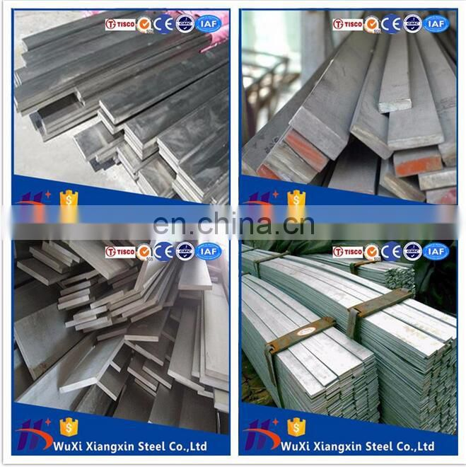 hot dip galvanized stainless steel flat bar 316 304 304l 321 201 430