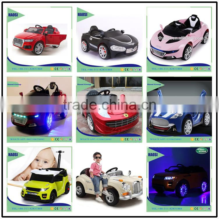 12V battery operated kids baby electric car toy car for baby car