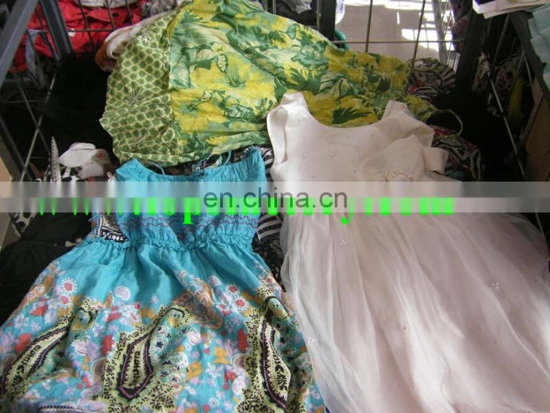 Cheap top quality used clothes in container