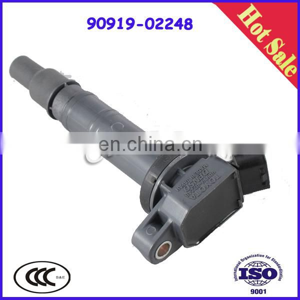 High Quality Auto parts Spark Plug Cheap Ignition Coil 90919-02248