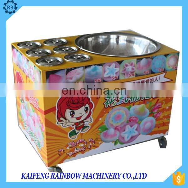 Commercial use Electric Cotton Candy Machine|Candy Floss Machine|Cotton Candy Machine