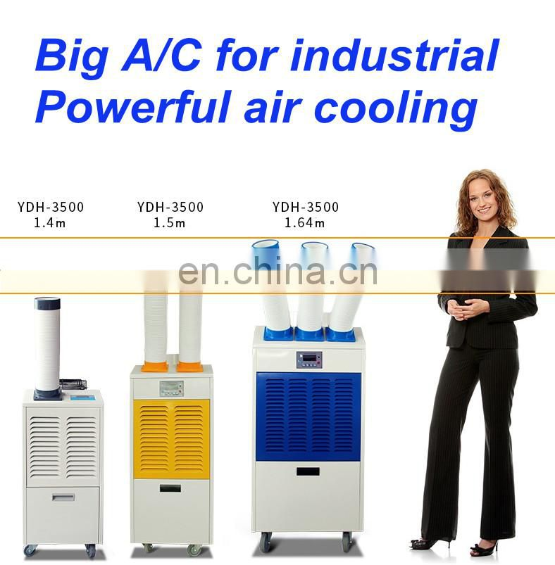 3 cold ducts industrial air conditioner 25000BTU