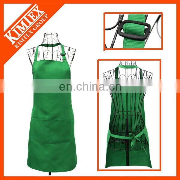 Popular cheap cotton printed apron for workshop