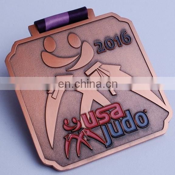 Judo Medallion custom