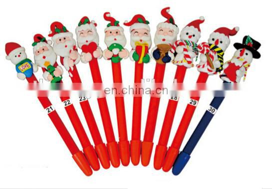 MERRY Christmas GREETING Pens HAPPY HOLIDAYS OFFICE Gift