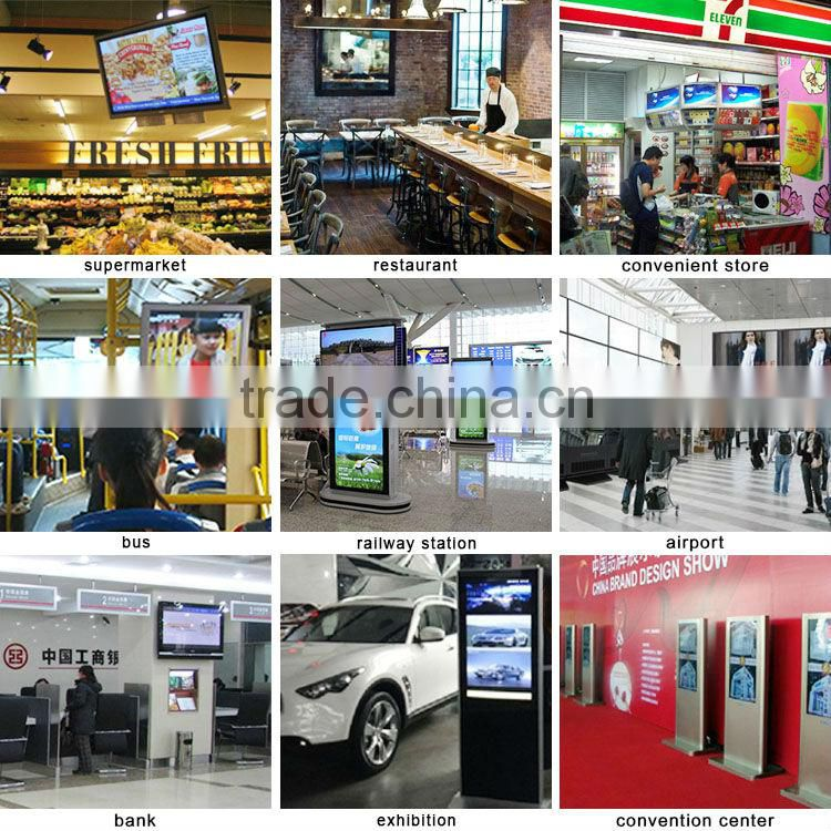 15-32 inch TFT vending machine lcd advertising touch screen with vga dvi input , open frame 1 din vga touch screen