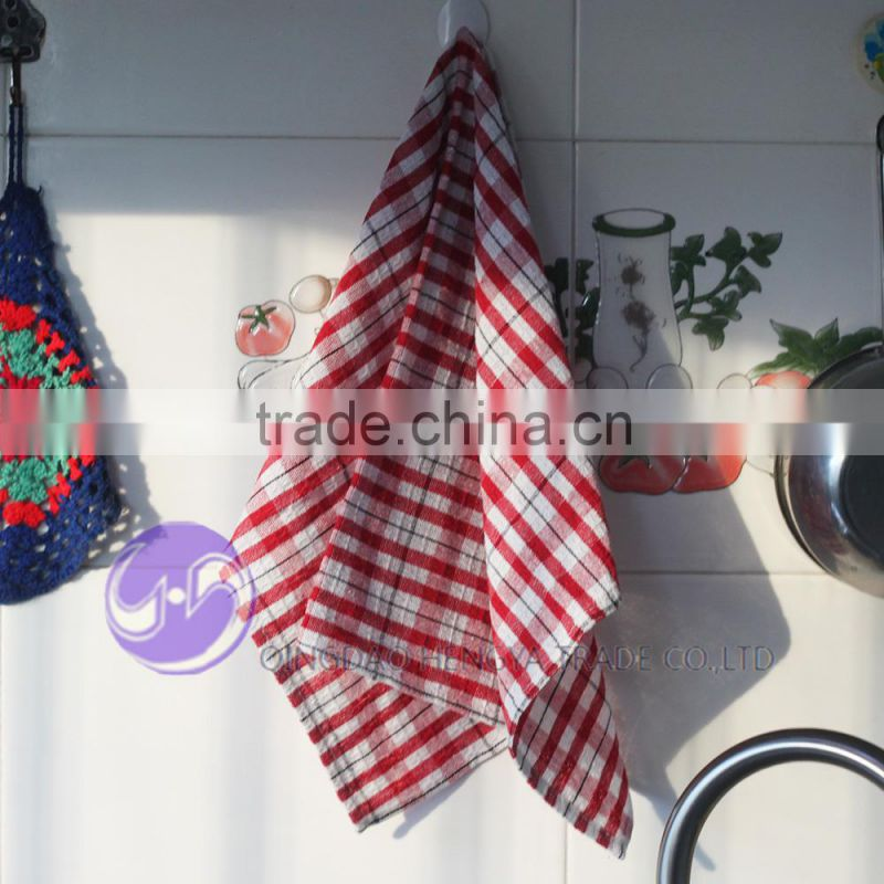 kitchen textile custom printed tea towels /dish towel cotton
