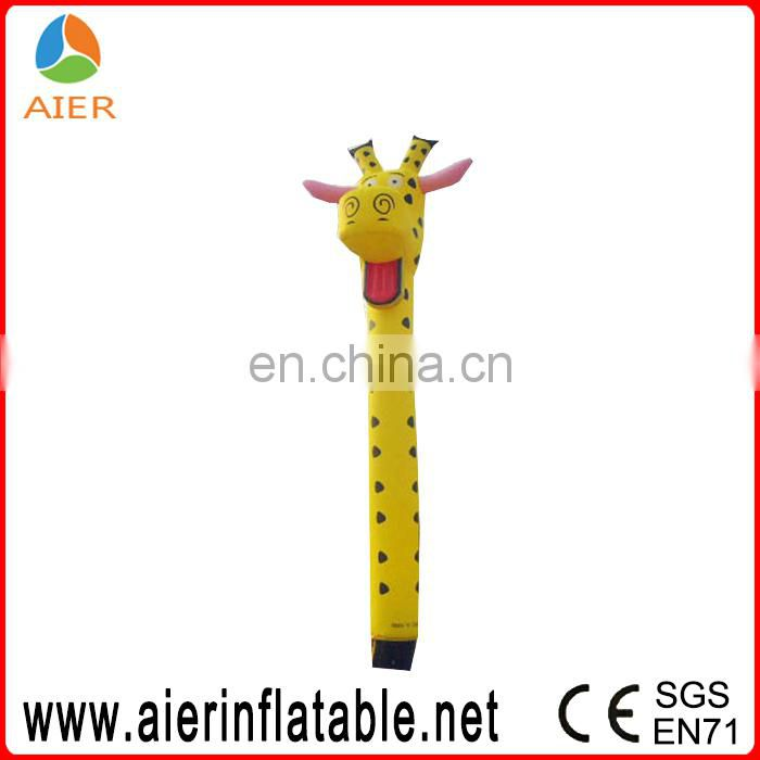 Customized double leg inflatable sky dancer