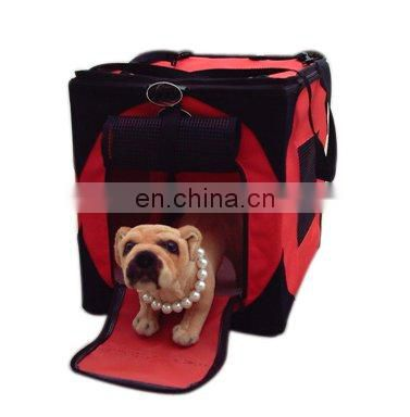 Pet carrier dog bag