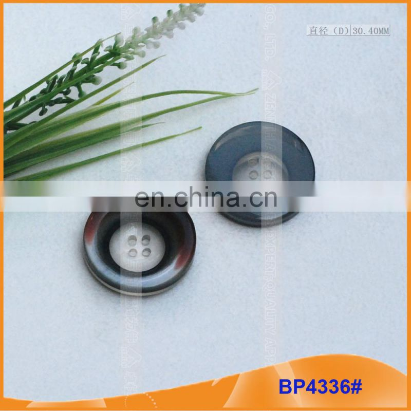 Plastic Button for Coat BP4336