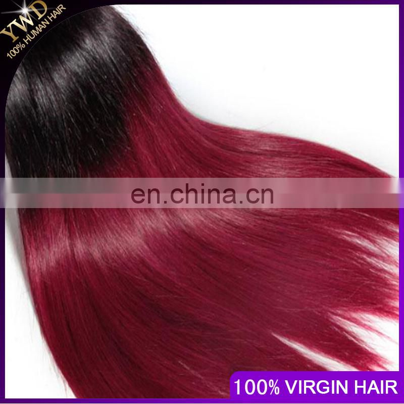 virgin peruvian hair extensions ombre peruvian virgin hair straight two tone ombre peruvian hair
