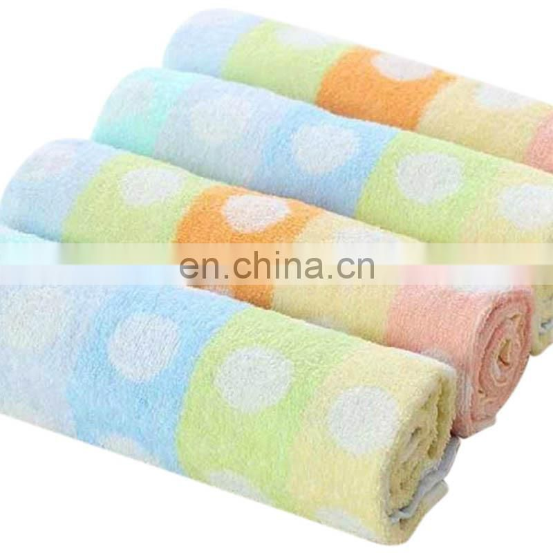 100% cotton terry hand face towel