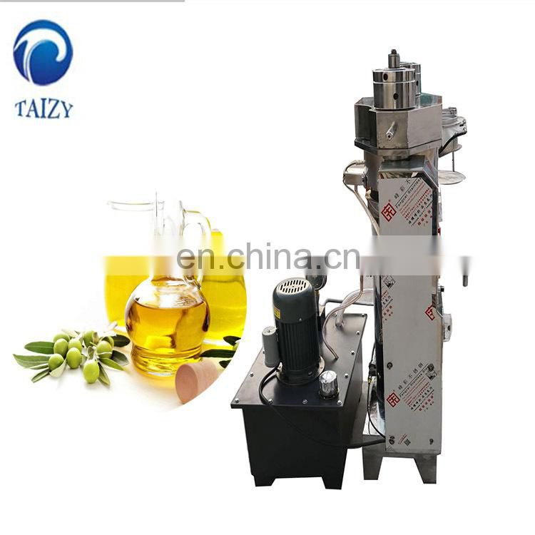 full automatic multifunctional hydraulic  coconut oil process machine olive oil cold press machine