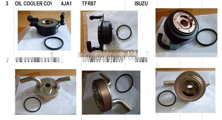 Brand New OIL COOLER for ISUZU ENGINE P5E 8943112220 with high quanlity and most competitive price.