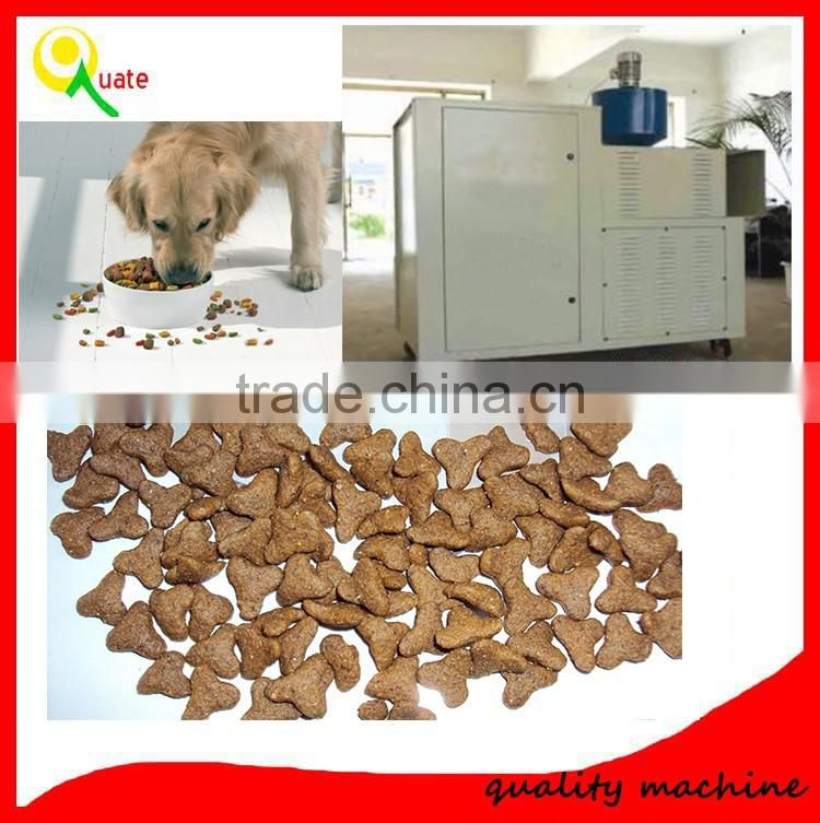 Multi-functional high quality factory price small capacity pet food making machine