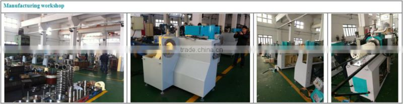 Low investment bead mill for offset printing ink