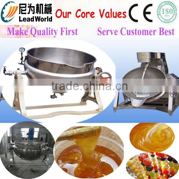 Top quality&low price stainless steel layered pot with sugar on sale