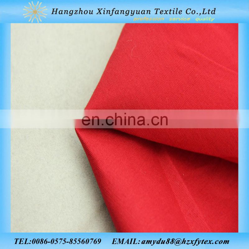 Stocked Cotton Spandex Poplin Fabric